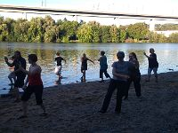 Tai Chi am Mainufer (22.08.2012)